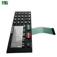 China High Quality Embossing Keys Rubber Membrane Switch wholesale