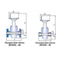 Buy cheap MANUAL GATE VALVE from wholesalers