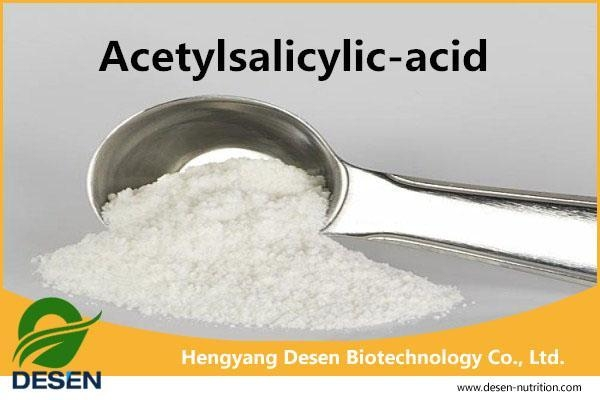 Quality Pain Killer Powder Acetylsalicylic acid / Aspirin for sale