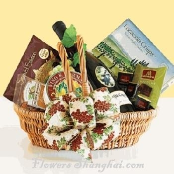 Quality Gift Basket (16) for sale