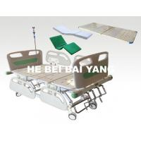 China A-48 Five function manual hospital bed on sale