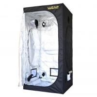 """China VIPARSPECTRA 36""""x36""""x72"""" Reflective 600D Mylar Hydroponic Grow Tent wholesale"""