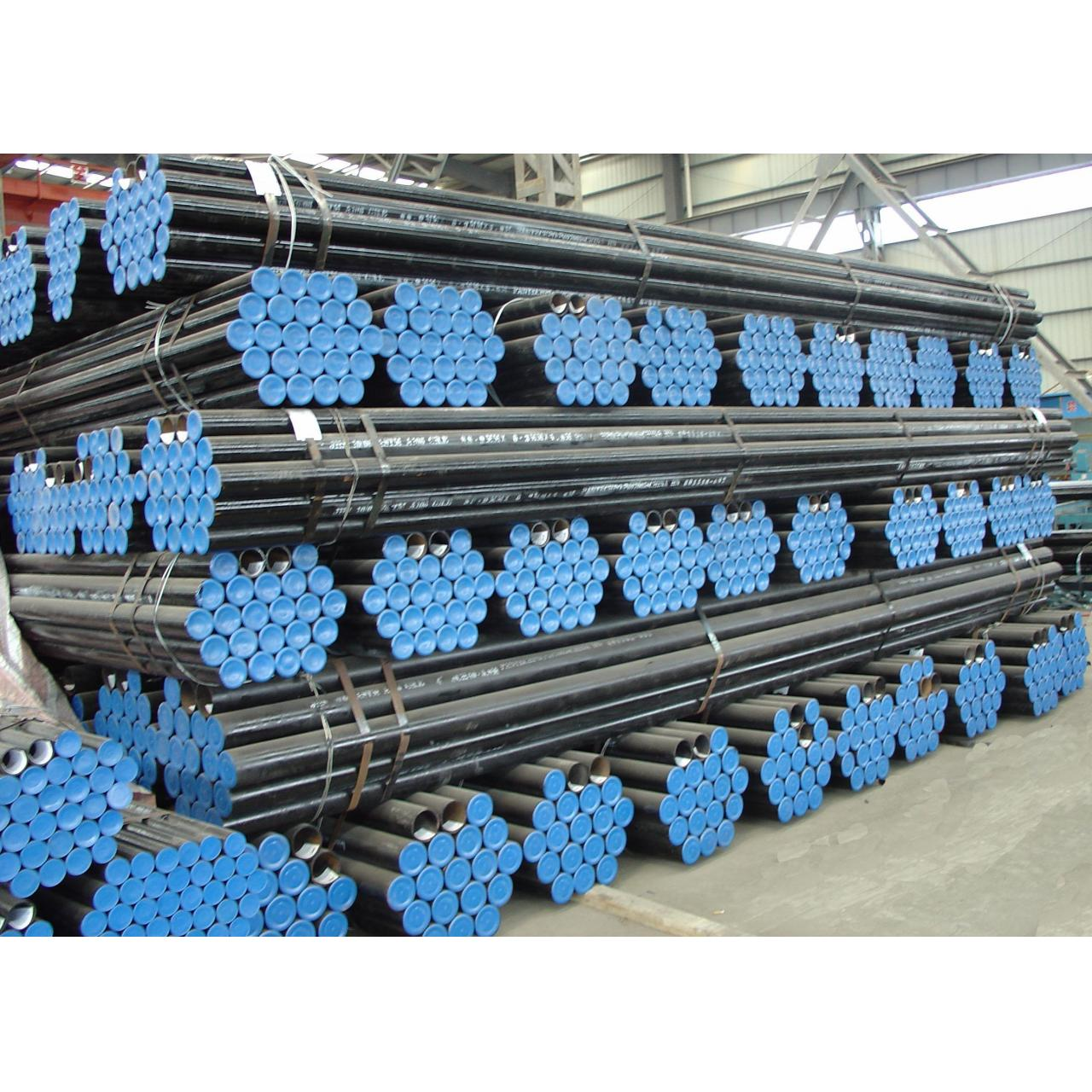 China ASTM A333 Seamless Carbon Steel pipe wholesale