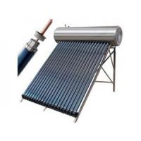 China Compact Stainless Steel Pressurized Solar Water Heater on sale