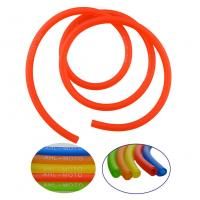 China AHL 65cm Motorcycle Colorful Hydraulic Reinforced Brake Clutch Oil Tube Hose Line Pipe (Orange) on sale