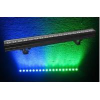 Buy cheap 18pcs 10W RGBWA 5in1 LED Running Pixel Bar from wholesalers