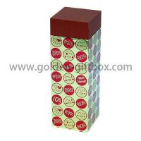 China holiday gift boxes flute packing box on sale