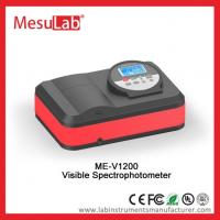 China VIS Photometer 325 to 1000 nm Range 2 nm Bandwidth with USB and Printer Interface on sale