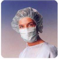 China Hospital head cap with face mask wholesale