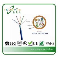 Hot Selling AL Foil Shielded FTP CAT5E Network Cable