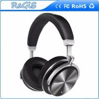 China Active Noise Cancelling Over-ear Swiveling Wireless Bluetooth Headphones With Mic wholesale