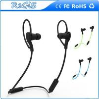 Buy cheap Bluetooth Earphone Stereo Wireless Sport Headset Earhook Earbud With Mic For IPhone Samsung from wholesalers