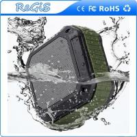 Buy cheap Military Outdoor Mini Stereo Three Anti Bluetooth Speaker With NFC Function from wholesalers