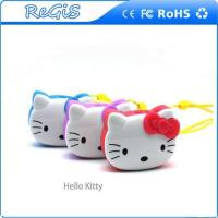 Buy cheap Hello Kitty Cartoon Bluetooth V2.1 Speaker Support TF Card With Super Bass from wholesalers