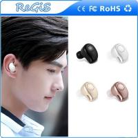 Buy cheap Mini Car Calls Wireless Invisible Headphones Bluetooth Earphones Noise Canceling Headphone from wholesalers