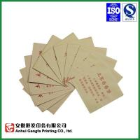 wholesale grease proof paper bag