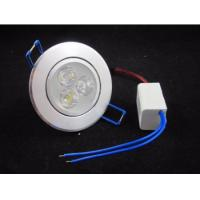 """China 3W Energy Saving Recessed <strong style=""""color:#b82220"""">LED</strong> Ceiling <strong style=""""color:#b82220"""">Downlight</strong> for Dining Room wholesale"""