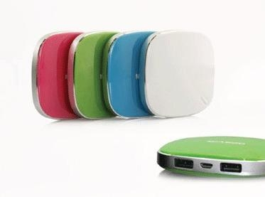 China portable usb power bank 2015 New Colorful Power Bank