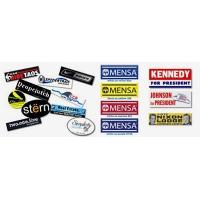 China Banners Bumper Stickers wholesale