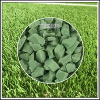 China Professional EPDM Colors Rubber Granules Playground Surface on sale