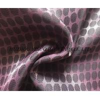 China 100 Polyester Two Tone Dobby Taffeta Lining Fabric Supplier on sale