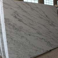 China High Polished White Marble Slab & Tile, Chinese Guangxi White Marble on sale