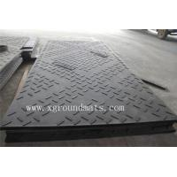 China Portable uhmwpe temporary waterproof road mat/plastic ground cover sheet wholesale