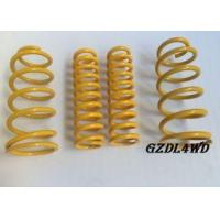 Buy cheap Auto High Tension Leveling Lift Kit 4x4 Coil Springs Toyota Parts Front And Rear from wholesalers