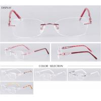 Optical Frames-Fashion Metal Frames-ST6004