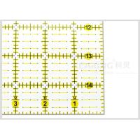 Buy cheap KPR1515,Patchwork Quilting Ruler from wholesalers