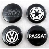 China 2011 Star Wars SD Comic Con VW Set 4 Buttons w/ Imperial Logo wholesale