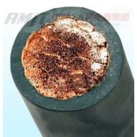 China Flexible Copper Conductor Rubber Sheathed 70mm2 Welding Cable Wire wholesale