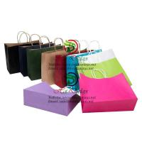 China 320x110x250mm D100 Series Machine Made Paper Bags wholesale