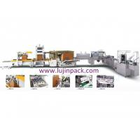 Automatic outside packaging line for products