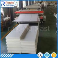 China PP hollow corrugated plastic protection floor sheet wholesale