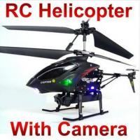 China WL S977 3.5 CH Radio iphone remote Control Metal Gyro rc Helicopter With Camera wholesale