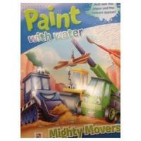 Buy cheap Paint with Water - Mighty Movers Books from wholesalers