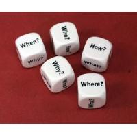 Buy cheap Interrogative Dice Games from wholesalers