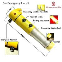 China Car Emergency Tool Kit with Torch wholesale