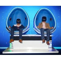 China Good Investment 9D VR Experience Luxurious Cinema 2 Seats 9D Cinema with 360 Degree 9D VR Movies wholesale
