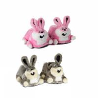 China Pink Novelty Slippers PEPPLES & TIPSY wholesale