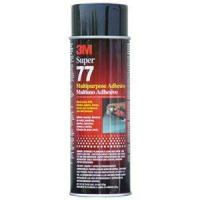 China 3M SUPER #77 SPRAY ADHESIVE IN 24OZ CAN on sale
