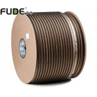 Buy cheap Nylon Coated Double Loop Wire Binding in Roll & Spool for Office & School Supplies from wholesalers