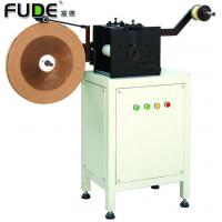 Buy cheap Full Automatic Craft Paper Cutting Machine for Double Wire Spool from wholesalers