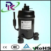 Buy cheap 220-240V/50Hz Vertical Hermetic Rotary R134a AC Fixed-frequency Small Refrigeration Compressor (air from wholesalers