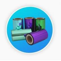 China Pet metalized thermal film (silver &gold) wholesale