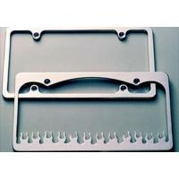 Buy cheap All Sales Billet License Plate Frame from wholesalers