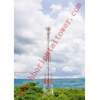 China Self-supporting angle steel tower wholesale
