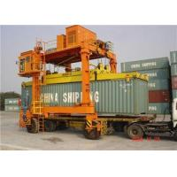 China Double Girder Container Handling Gantry Crane For Ship Yard And Port wholesale