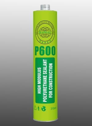 Quality P600 High Modulus Polyurethane Sealant for Construction for sale